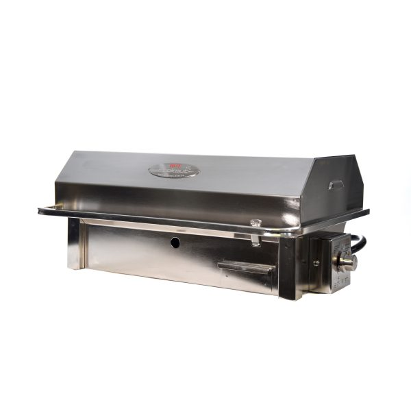 Apprentice Stainless BBQ-1