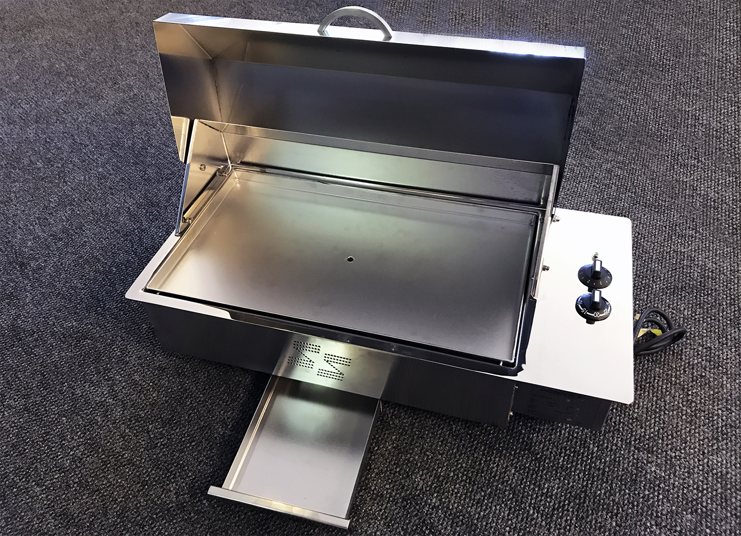 Custom Electric Teppanyaki BBQ